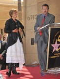 Emma Thompson Photo - Actress Emma Thompson with House star Hugh Laurie on Hollywood Boulevard where Thompson was honored with the 2416th star on the Hollywood Walk of Fame The star is located outside The Pig n Whistle British pub Thompsons new movie Nanny McPhee Returns opens in the USA on August 20th August 6 2010  Los Angeles CAPicture Paul Smith  Featureflash