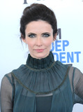 Bitsie Tulloch Photo - SANTA MONICA CA - FEBRUARY 25 Actress Bitsie Tulloch attends 2017 Film Independent Spirit Awards on February 25 2017 in Santa Monica California  (Photo by Barry KingImageCollectcom)