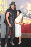 Lisa Bonet Photo - Jason Momoa Lisa Bonet 05072015 Mad Max Fury Road Premiere held at the TCL Chinese Theatre in Hollywood CA Photo by Kazuki Hirata  HollywoodNewsWirenet