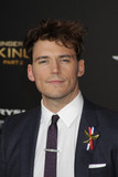 Sam Claflin Photo - Sam Claflin 11162015 The Los Angeles Premiere of The Hunger Games Mockingjay -  Part 2 held at Microsoft Theater in Los Angeles CA Photo by Izumi Hasegawa  HollywoodNewsWirenet