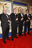Alex Rubens Photo - Charlie Sanders Ian Roberts Jay Martel Alex Rubens 02012014 2014 Writers Guild Awards held at JW Marriott Los Angeles LA Live in  Los Angeles CA Photo by Kazuki Hirata  HollywoodNewsWirenet