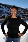 Aaliyah Photo - Producer Aaliyah Willams pictured during her portrait session at the 2009 Sundance Film Festival on January 16 2009 in Park City Utah