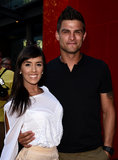 Aljaz Skorjanec Photo - London UK Janette Manrar and Aljaz Skorjanec  at  Matthew Bournes The Car Man Gala Performance at Saddlers Wells Theatre Rosebey Avenue London on Sunday 19 July 2015Ref LMK392 -51766-200715Vivienne VincentLandmark Media WWWLMKMEDIACOM