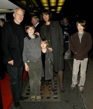 David Gilmour Photo - London UK David Gilmour and Family at the Skelling VIP screnning held at the Curzon Mayfair cinema in London 25th March 2009Can NguyenLandmark Media