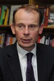 Andrew Marr Photo - London UK Andrew Marr   at the Christmas Extravaganza 2011Waterstones bookshop Gower StreetLondon  8th December 2011l  Matt LewisLandmark Media