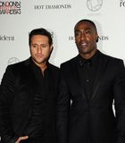 Antony Costa Photo - London UK  Antony Costa and Simon Webbe    at the Specsavers Crime Thriller Awards Grosvenor House Hotel   18th October 2012 SYDLandmark Media
