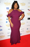 Amber Riley Photo - London UK Amber Riley at the 17th Annual Whats On Stage Awards held at The Prince Of Wales Theatre London on Sunday 19 February 2017Ref LMK73 -61731-200217Keith MayhewLandmark Media WWWLMKMEDIACOM