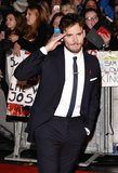 Sam Claflin Photo - LondonUK Sam Claflin  at the The Hunger Games - Mockingjay Part 2 UK Premiere of The Hunger Games - Mockingjay Part 2 at the Odeon Leicester Square 5th November 2015Ref LMK392-58073-061115Vivienne VincentLandmark Media WWWLMKMEDIACOM
