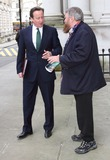Eddie Izzard Photo - London UK Brian Blessed and David Cameron at the Petition To Downing Street Actors Brian Blessed and Annette Crosbie are among a group delivering a post card to 10 Downing Street signed by celebrities such as Joanna Lumley Twiggy Eddie Izzard and Julian Clary in support of greater transparency on animal research on World Day for Laboratory Animals 24th April 2013Keith MayhewLandmark Media