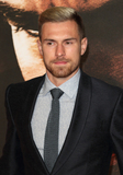 Aaron Ramsey Photo - London UK  Aaron Ramsey at  Jack Reacher Never Go Back European Premiere at Cineworld Leicester Square   20 October 2016 Ref  LMK73-62642-211016Keith MayhewLandmark Media WWWLMKMEDIACOM