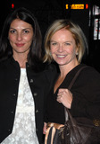 Gina Bellman Photo - London UK  Gina Bellman and Mariella Frostrup at the Chain Play  Astoria The play is a multi authored production 23rd March 2007  SydLandmark Media