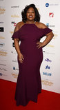 Amber Riley Photo - London UK Amber Riley at the 17th Annual Whats On Stage Awards held at The Prince Of Wales Theatre London on Sunday 19 February 2017 Ref LMK392 -61730-200217Vivienne VincentLandmark Media WWWLMKMEDIACOM