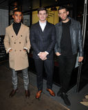 Lucien Laviscount Photo - London UK Lucien Laviscount Chris Mason  Example ( Elliot John Gleave )    at the UK Premiere of  Between Two Worlds  UK film premiere Picturehouse Central Coventry Street London  on 19th October 2015Ref LMK315-58605-201015Can NguyenLandmark Media WWWLMKMEDIACOM A
