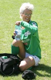 Jo Guest Photo - Reading Jo Guest at Soccer Six Charity Football match at the Reading Satdium23 May 2004PAULO PIREZLANDMARK MEDIA