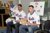 Angel Pagan Photo - The New York Mets and Citi Participate in New York Citys Summer Reading Program with Two NY Mets Angel Pagan and Jonathan Niese at the Brooklyn Public Library Brooklyn NY 07-28-2009 Photo by Bruce Cotler -Globe Photos Inc 2009