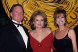 Kathie Lee Gifford Photo - Kathie Lee Gifford with Husband Frank Gifford and Barbara Walters 1994 K11490smo Photo by Sonia Moskowitz-Globe Photos Inc