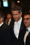 Atom Egoyan Photo - Actor Ryan Reynolds and Director Atom Egoyan Attend the Premiere of Captives During the 67th Cannes International Film Festival at Palais Des Festivals in Cannes France on 16 May 2014 Photo Alec Michael