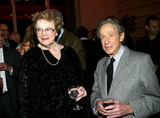 Arthur Penn Photo - the New York Academy of Motion Picture Arts and Science Salutes Dede Allen 11-07-2006 Photo Barry Talesnick  Ipol  Globe Photos Inc 2006 Dede Allen and Arthur Penn