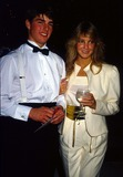 Heather Locklear Photo - Tom Cruise with Heather Locklear 1981 11982 Photo by Phil Roach-ipol-Globe Photos Inc