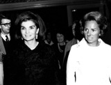 Jacqueline Kennedy Onassis Photo - Jacqueline Kennedy Onassis and Ethel Kennedy Art ZelinGlobe Photos Inc Jacquelinekennedyonassisobit