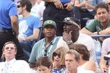 Ahmad Rashad Photo - Michael Jordenahmad Rashad Celebrity at Day 12 of Tennis Us Open at Arthur Ashe Stadium 9-6-2014 John BarrettGlobe Photos