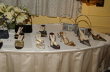 Jimmy Choo Photo - Jimmy Choos Oscar 2002 Collection Photo by Amy GravesGlobe Photos Inc 2002 Jimmy Choo Shoes