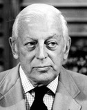 Alistair Cooke Photo - Alistair Cooke Photo Bydonald SandersGlobe Photos Inc Alistaircookeretro