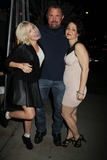 Kane Hodder Photo - John Schneider Hosts a Cast Dinner For His Newest Film Titled Smothered Cooks County Los Angeles CA 01042013 Brea Grant Kane Hodder and Shanna Forrestall Clinton H WallaceipolGlobe Photos Inc