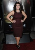 Allison Tolman Photo - Allison Tolman attending the Legendary Pictures and Universal Pictures Special Screening of Krampus Held at the Arclight Theater in Hollywood California on November 30 2015 Photo by David Longendyke-Globe Photos Inc