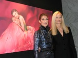 Anne Geddes Photo - Celine Dion Announces Miracle a Cddvd Book Release Sony Building New York City 10122004 Photo by Barry TalesnickipolGlobe Photos Celine Dion with Photographer Anne Geddes Who Worked with Dion on the Book