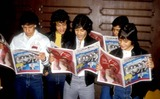 Menudo Photo - Menudo Photo Bybob Villard-Globe Photos Inc