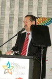 ANDREW LIVERIS Photo - Blue Planet Run - Kick Off at the United Nations  New York City 06-01-2007 Photo by Ken Babolcsay-ipol-Globe Photos Inc 2007 Andrew Liveris