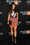 Kylie Jenner Photo - Kylie Jenner attending the Los Angeles Premiere of  Enders Game Held at the Tcl Chinese Theatre in Hollywood California on October 28 2013 Photo by D Long- Globe Photos Inc