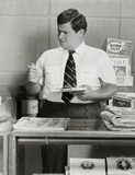 Buddy Hackett Photo - Buddy Hackett in His Tv Show Stanley 1956 Buddyhackettretro