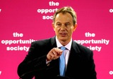 Tony Blair Photo 1