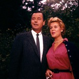 Gig Young Photo - Elizabeth Montgomery Ang Gig Young Photo by Nate Cutler-Globe Photos