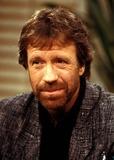 Chuck Norris Photo - Chuck Norris Photo Donald Sanders  Globe Photos Inc 1988 Chucknorrisretro