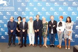 Tim Roth Photo - Carlo Verdone Tim Roth Elia Suleiman President of the Jury Alexandre Desplat Jessica Hausner Philip Groning Sandy Powell and Jhumpa Lahiri at the International Jury Photocall During the 71st Venice Film Festival on August 27 2014 in Venice Italy Kurt Krieger Photos by Kurt Krieger-Globe Photos Inc