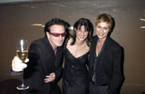 Emma Catherwood Photo - DAVE BENETTALPHA 049092 22092002 LONDONU2S BONO WITH EMMA CATHERWOOD (FROM THE MOVIE) AND SINGER LISA STANSFIELD-MY KINGDOM MOVIE PREMIERE  PARTYTHE TOUGH GANGSTER MOVIE LOOSELY BASED ON SHAKESPEARES KING LEAR CASTING VETERAN ACTOR RICHARD HARRIS AS THE CENTRAL CHARACTER WHOS DYING AND HIS DAUGHTERS SQUABBLIND OVER THIS TERRETORYSCREENED AT THE ODEON SHAFESBURY AVE AND THE PARTY WAS AT 179 SHAFESTBURY AVE A NEW VENUEPHOTO BYDAVE BENETTALPHAGLOBR PHOTOS INC  2002