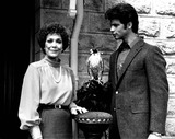 Lorenzo Lamas Photo - Jane Wyman and Lorenzo Lamas in Falcon Crest Supplied by DmGlobe Photos Inc Janewymanobit