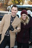 Andy Grammer Photo - Rachel Plattenandy Grammer at the 89th Macys Thanksgiving Day Parade 11-26-2015 John BarrettGlobe Photos