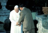 John Paul Photo - Pope John Paul Ii Photo Doug Vann-ipol-Globe Photos Inc
