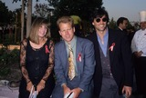 Lynn Herring Photo - Vincent Irizarry with Lynn Herring Kin Shriner 1993 Photo by Michael Ferguson-Globe Photos Inc