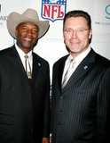 Mel Blount Photo - Kickoff For a Cure 2 Benefit For Children with Autism at Waldorf-astoria Hotel Date 03-14-07 Photos by John Barrett-Globe Photosinc Mel Blount Howie Long