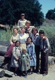 Melissa Gilbert Photo - Melissa Gilbert with the Cast of Little House on the Prairie Supplied by Globe Photos Inc