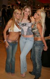 Jesse Jane Photo - Jesse Jane and Devon Island Fever 3 Dvd Signing at Hustler Hollywood West Hollywood CA (092404) Photo by ClintonhwallaceipolGlobe Photos Inc2004 Devon Angela Dodson and Jesse Jane