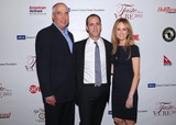 Gary Newman Photo - UCLAs Jonsson Cancer Fountation Taste for a Cure fundraiser at the Beverly Wilshire Hotel in Beverly Hills CA 2011  41511  Photo by Scott Kirkland-Globe Photos  2011GARY NEWMAN (Chairman 20th Century Fox Television) DAVID NEVINS (Showtime Networks President of Entertainment) and DANA WALDEN (Chairman 20th Century Fox Television)