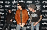 Nikki Sixx Photo - Ambassadors of Rock Tour Concert to Benefit the Chris Farley Foundation and the 35th Anniversary Celebration of the Hard Rock Cafe New York City 09-18-2006 Photo Ken Babolcsay-ipol-Globe Photos Inc 2006 Nikki Sixx Tommy Lee Motley Crue Mick Mars
