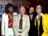 Bee Gees Photo - Bee Gees Photo Ipol Globe Photos Inc 1998 Bee Gees Maurice Barry and Robin Gibb Mauricegibbretro
