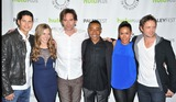 Giancarlo Esposito Photo - Jd Pardo Tracy Spiridakos Billy Burke Giancarlos Esposito David Lyons attending the 30th Annual Paleyfest Revolution Held at the Saban Theater in Beverly Hills California on March 2 2013 Photo by D Long- Globe Photos Inc